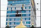 Hotell-trøbbel i Moskva