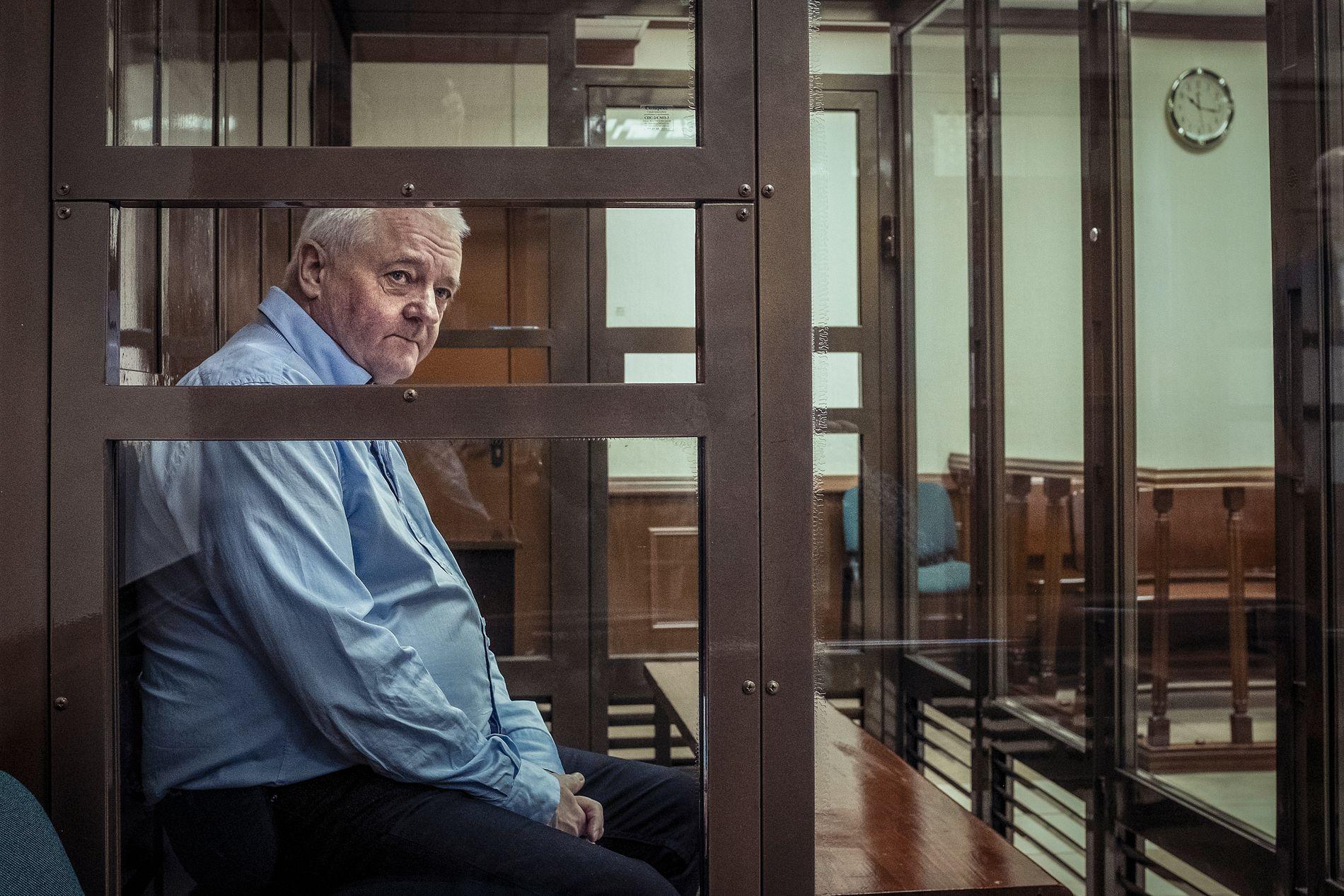 KAN FÅ DOM TIRSDAG: Frode Berg har sittet i varetekt i halvannet år, tirsdag kan han få sin dom.