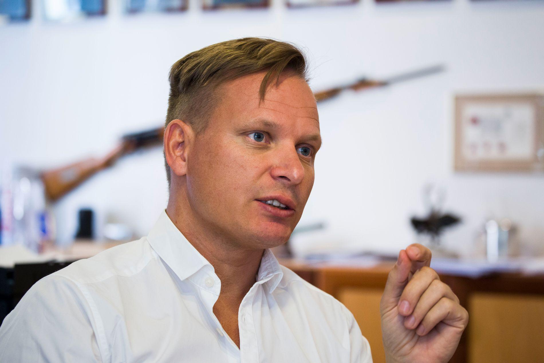 SKADD VETERAN: Cato Ravnås måtte saksøke staten for å få erstatning for ødelagt helse i Afghanistan. Dommen kan gjøre det lettere for andre veteraner fra utenlandstjeneste å vinne fram.