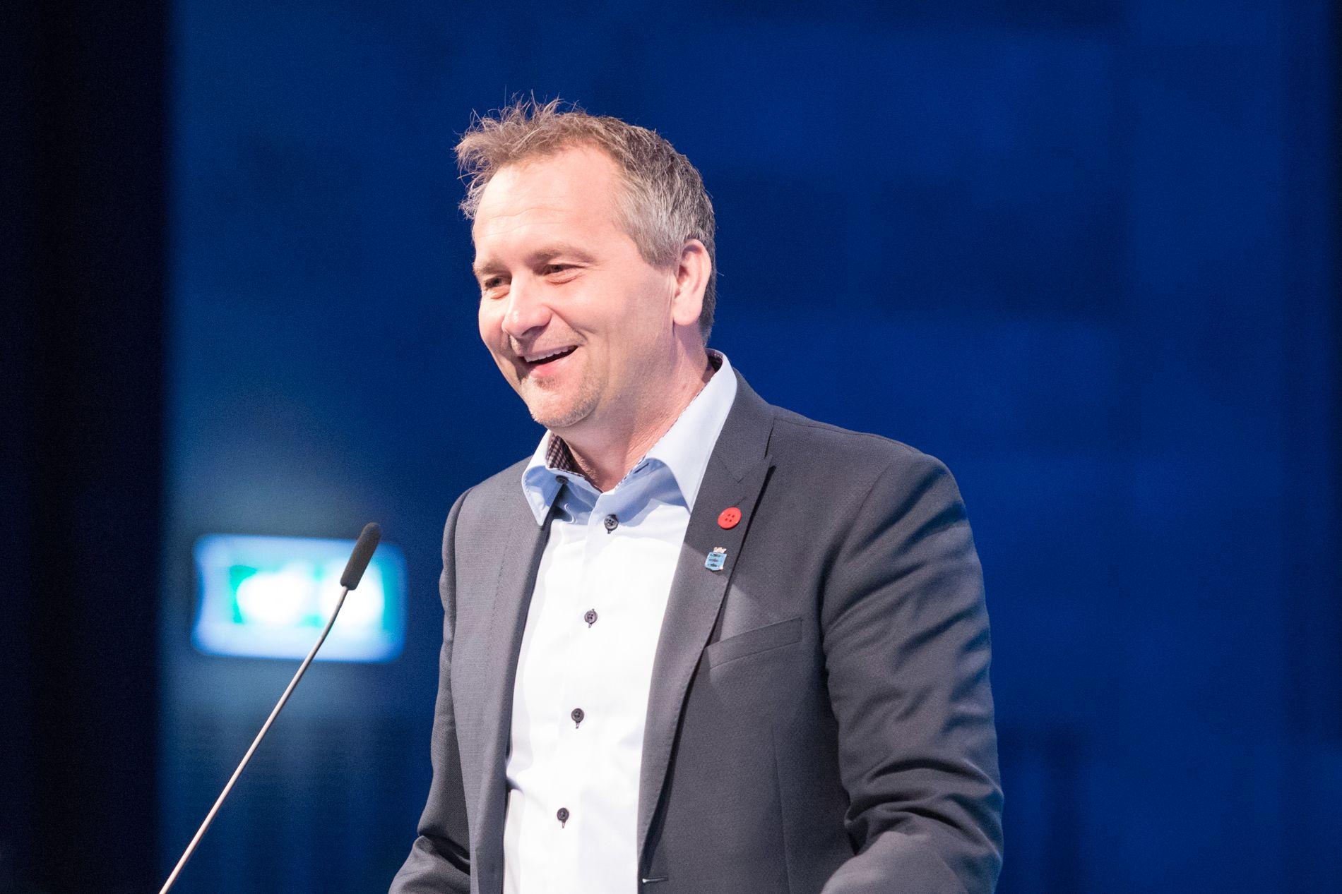 FRP-ORDFØRER: Alf Erik Andersen ble valgt inn i sentralstyret i Fremskrittspartiet i fjor, og har vært Mandal-ordfører siden 2015.