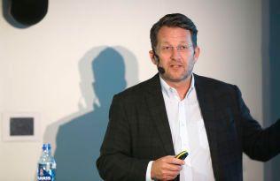 DISCOVERY-TOPP: Direktør Harald Strømme.