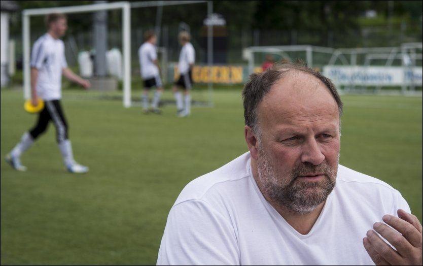 BER OM FORANDRING: Rosenborg-leder Ivar Koteng oppfordret fra talerstolen på fotballtinget NFF til å spisse eliteserien. (Foto: GEIR-OTTO JOHANSEN)