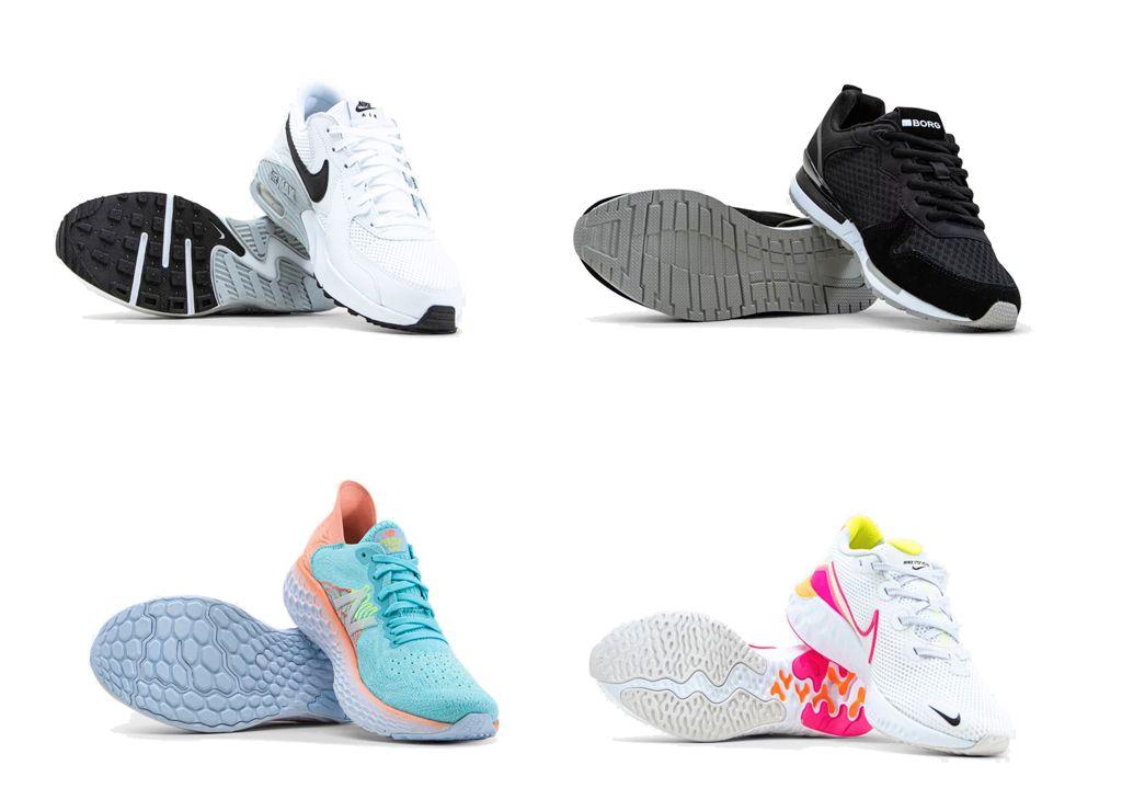 Nike Sneakers Jente Sneakers Tilbud