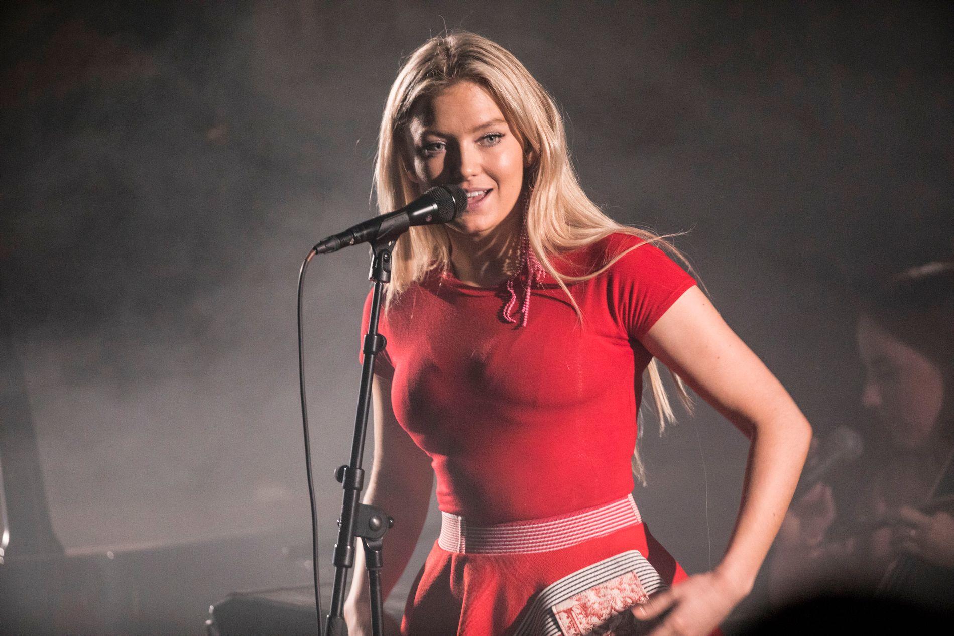 STØRST I 2017: Astrid S hadde sitt store år i 2017 og vant derfor Årets Spellemann sist helg - til mange kommentatorers forferdelse som mente at Susanne Sundfør ble forbigått.