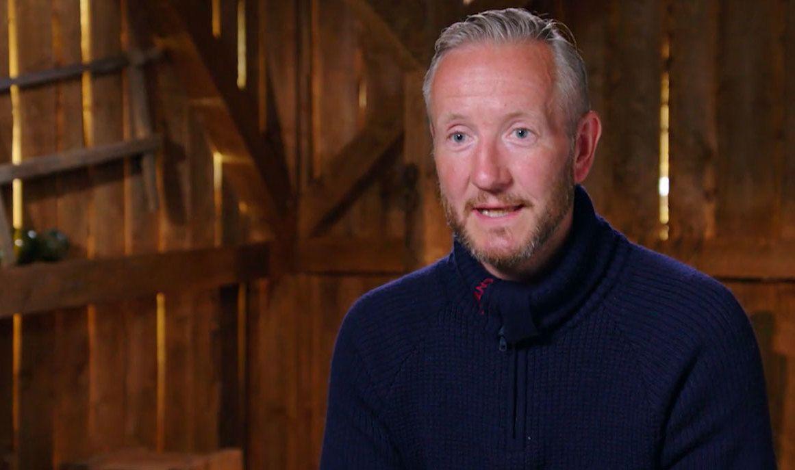 KONTROVESIELL: Geir Magne Haukås i «Farmen» skjønner at han må legge om stilen for ikke å bli sendt ut av gården.