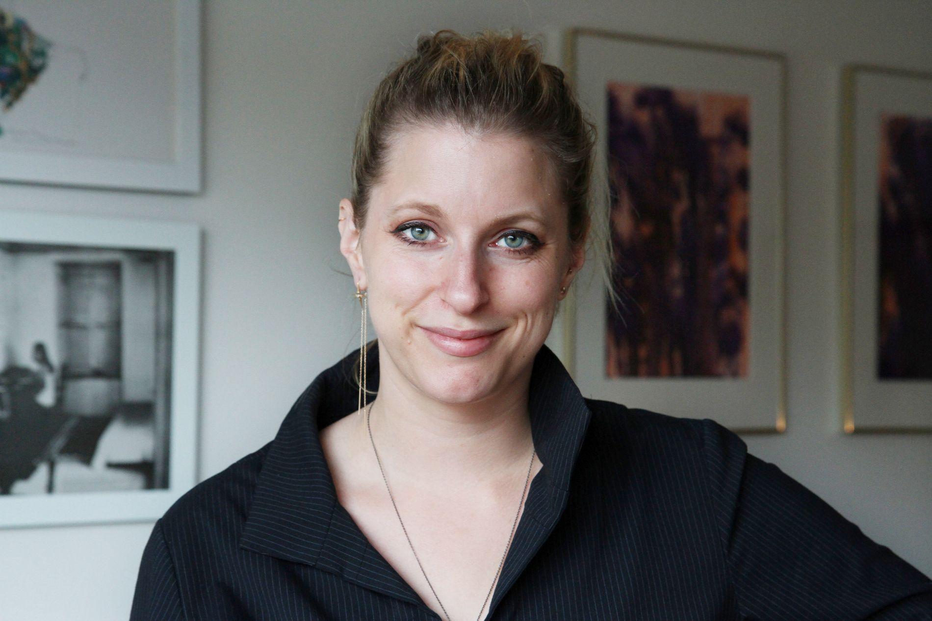 STØTTER VINNEREN: Susanne Sundfør.