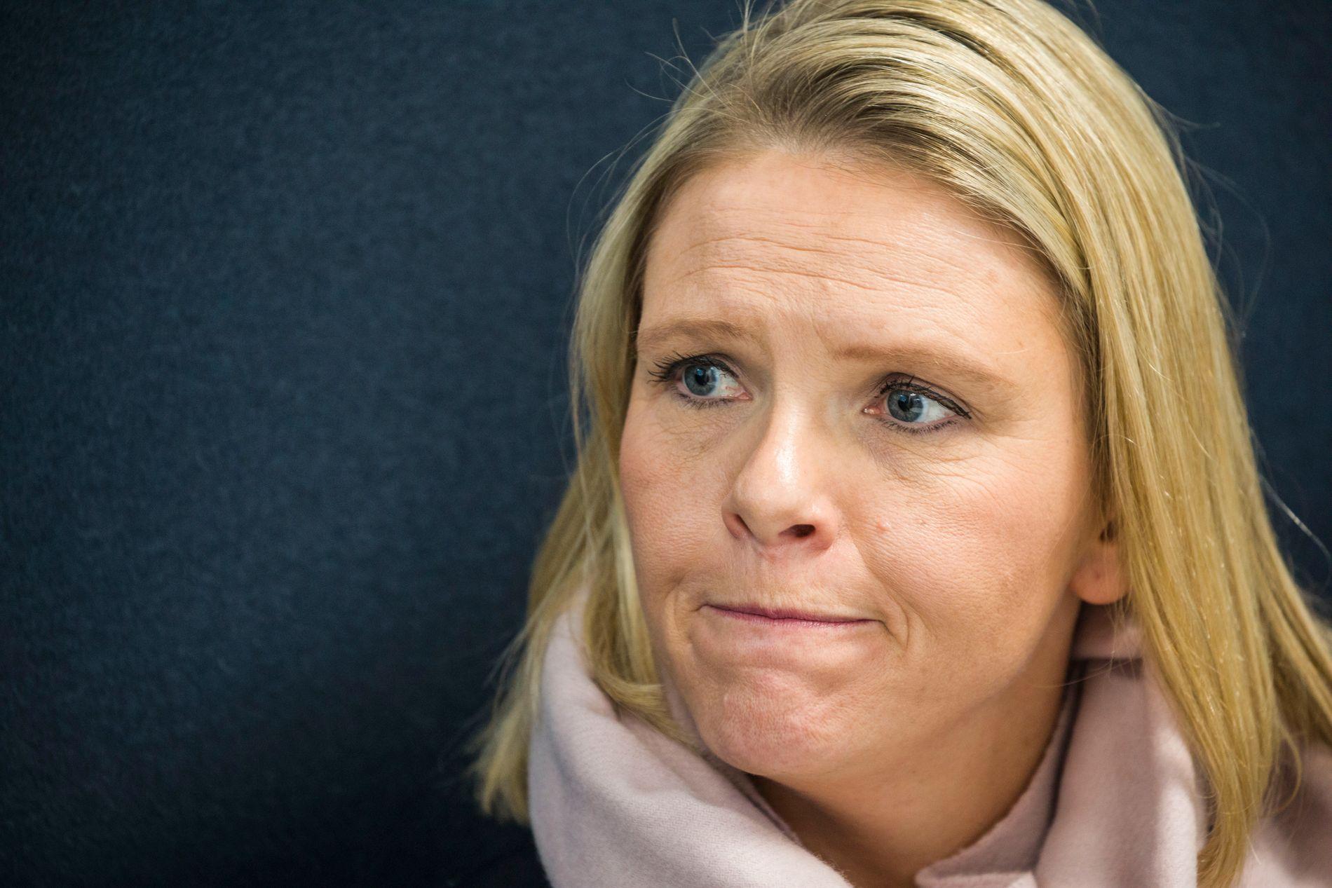 ULOVLIG: Justisminister Sylvi Listhaug publiserte bildet på Facebook uten lov.