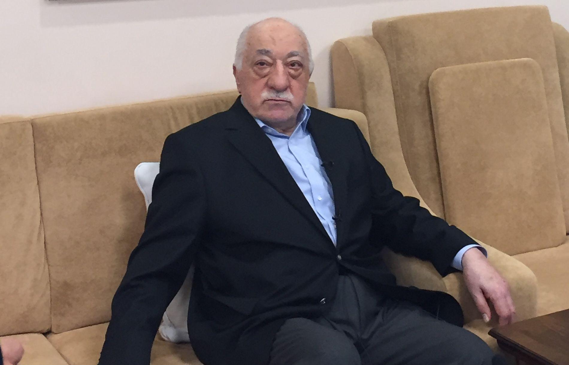 NEKTER FOR Å STÅ BAK: Fethullah Gulen har av president Erdogan blitt beskyldt for å stå bak forsøket på militærkupp i Tyrkia.