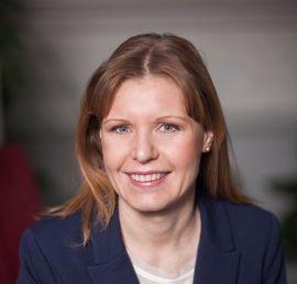 Christine Warloe, som er forbrukerøkonom i Nordea.