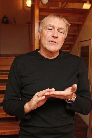 OVERRASKET: Roger Parr forteller om hvordan han opplevde samarbeidet med Jim Solbakken i 2011.