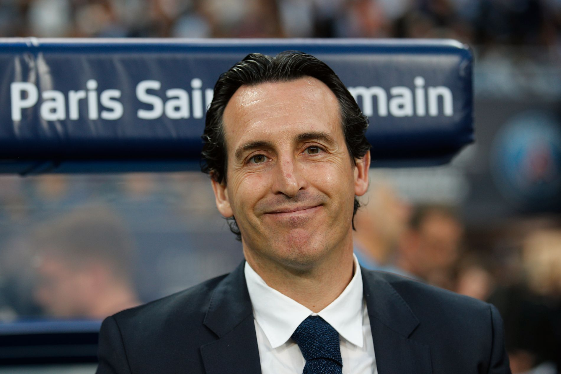 NY SJEF: Unai Emery er Arsenals nye manager.