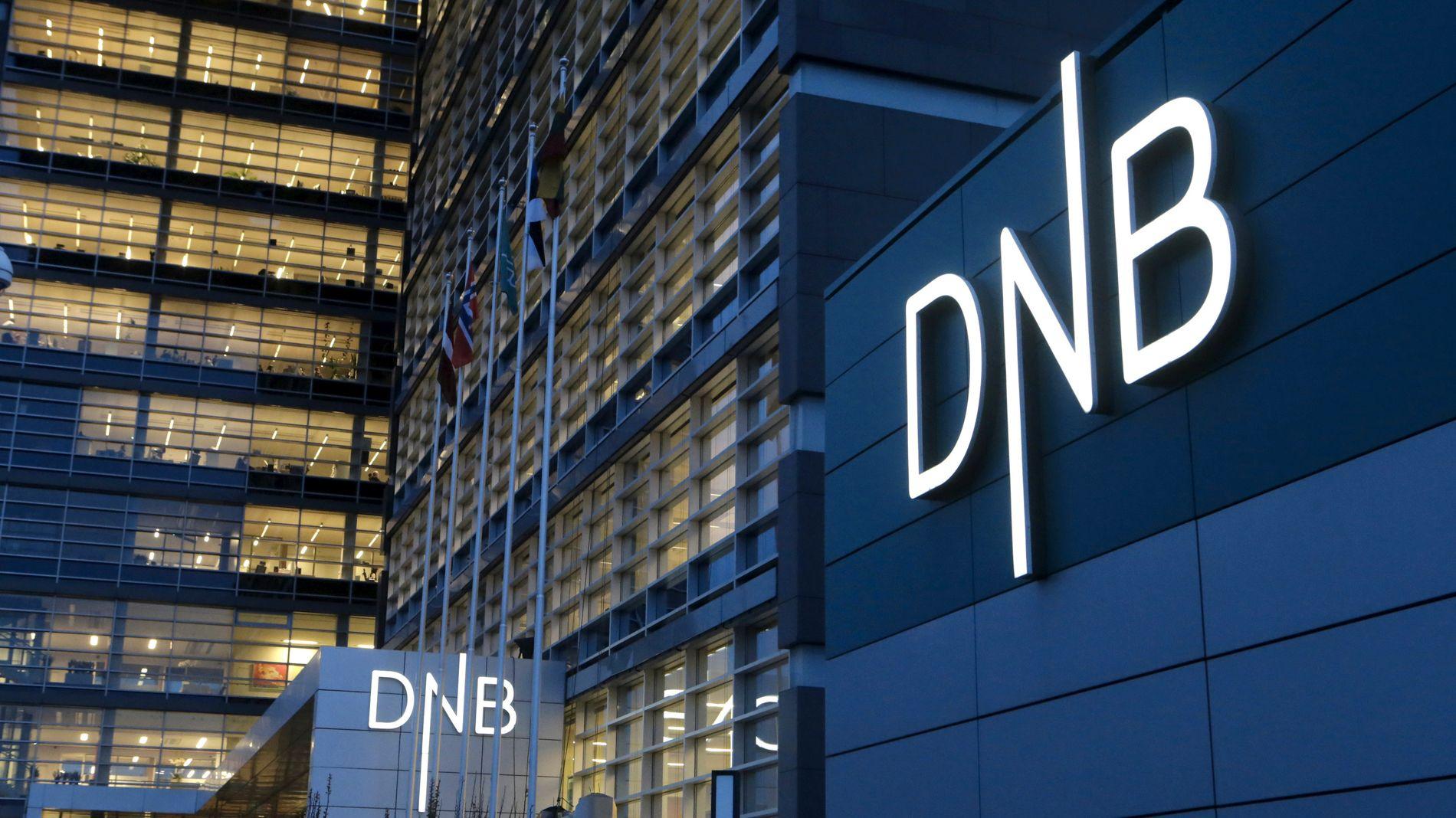 TALENT-UTVIKLING: DNBs lederutviklingsprogram fokuserer på «Gi slipp-ledelse».