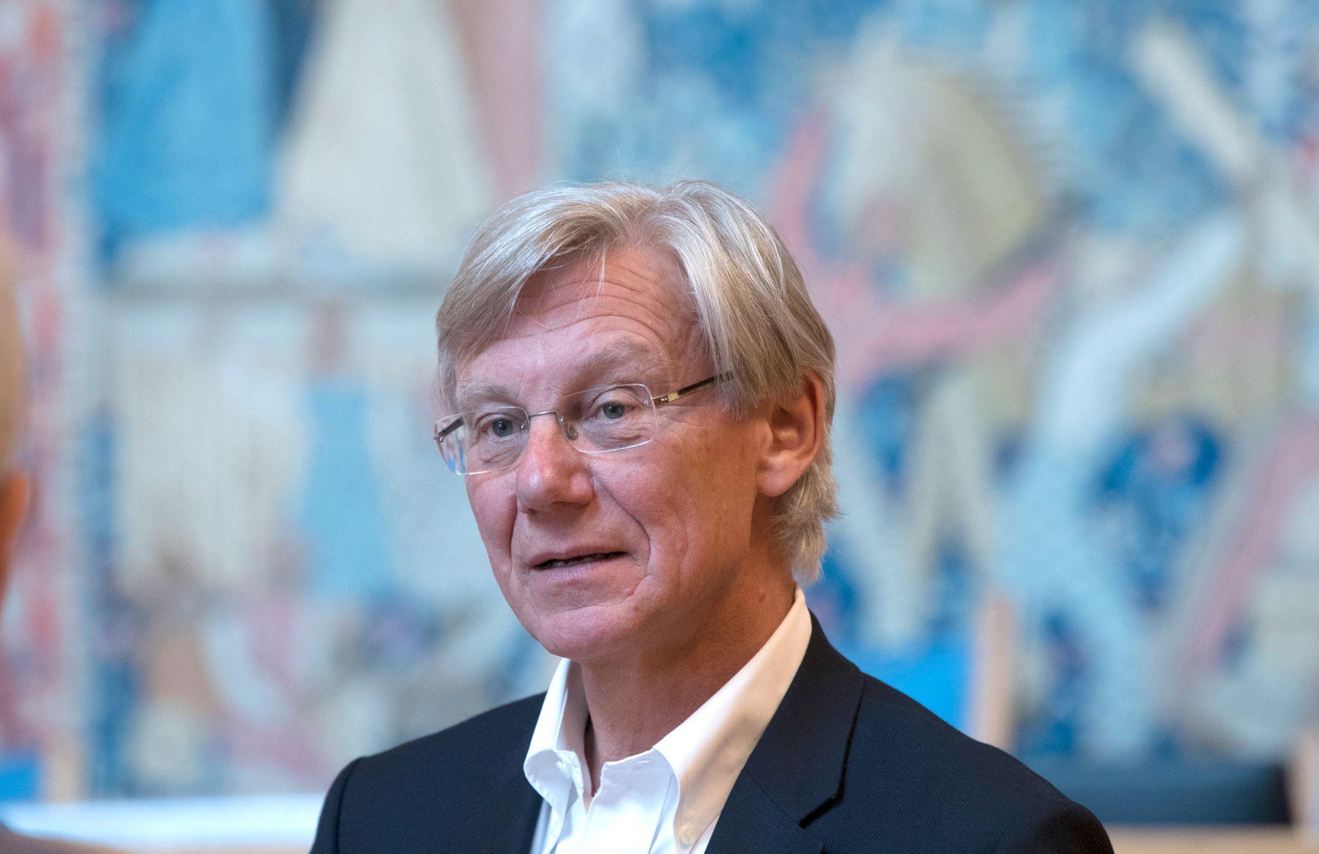 James Stove Lorentzen (H), er leder av helse- og sosialkomiteen i bystyret i Oslo kommune.
