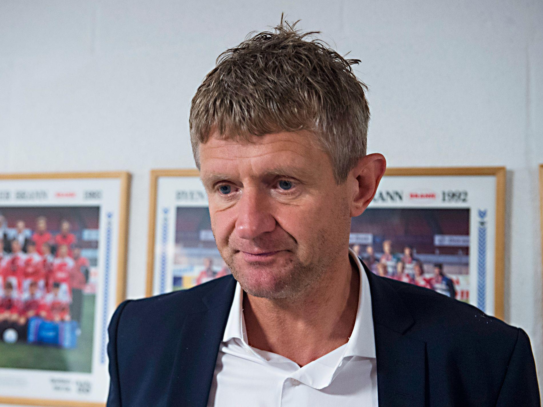 Brann-trener Lars Arne Nilsen var her skuffet etter 0-0 mot Vålerenga i begynnelsen av juli. Han hadde ikke større grunn til å smile etter at Brann tapte 2-1 sammenlagt mot Ruzomberok i Europa League-kvalifiseringen.
