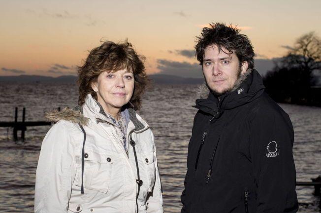 STÅR SAMMEN: Kari Andhøy er opptatt av at spørsmålene rundt hva som egentlig skjedde da tre av kameratene til sønnen Jarle forsvant på ekspedisjonen til Antarktis i 2011 skal bli reist.