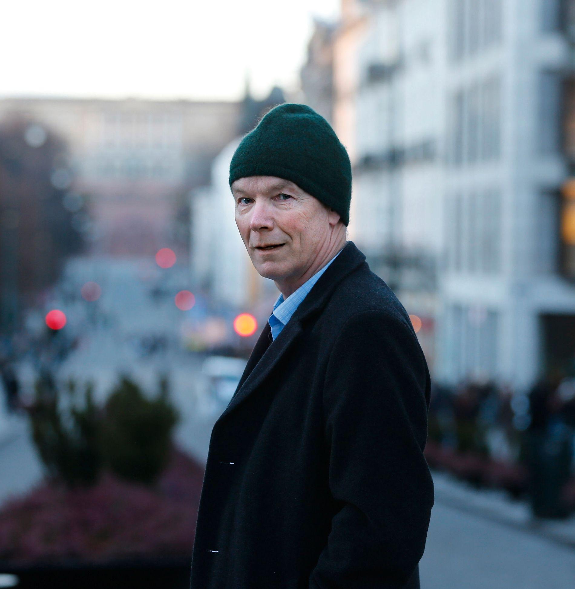 GIR RIKSREVISJONEN RETT: Alarmen fra de tillitsvalgte i HV går til kjernen i kritikken, sier Per Olaf Lundteigen (Sp).