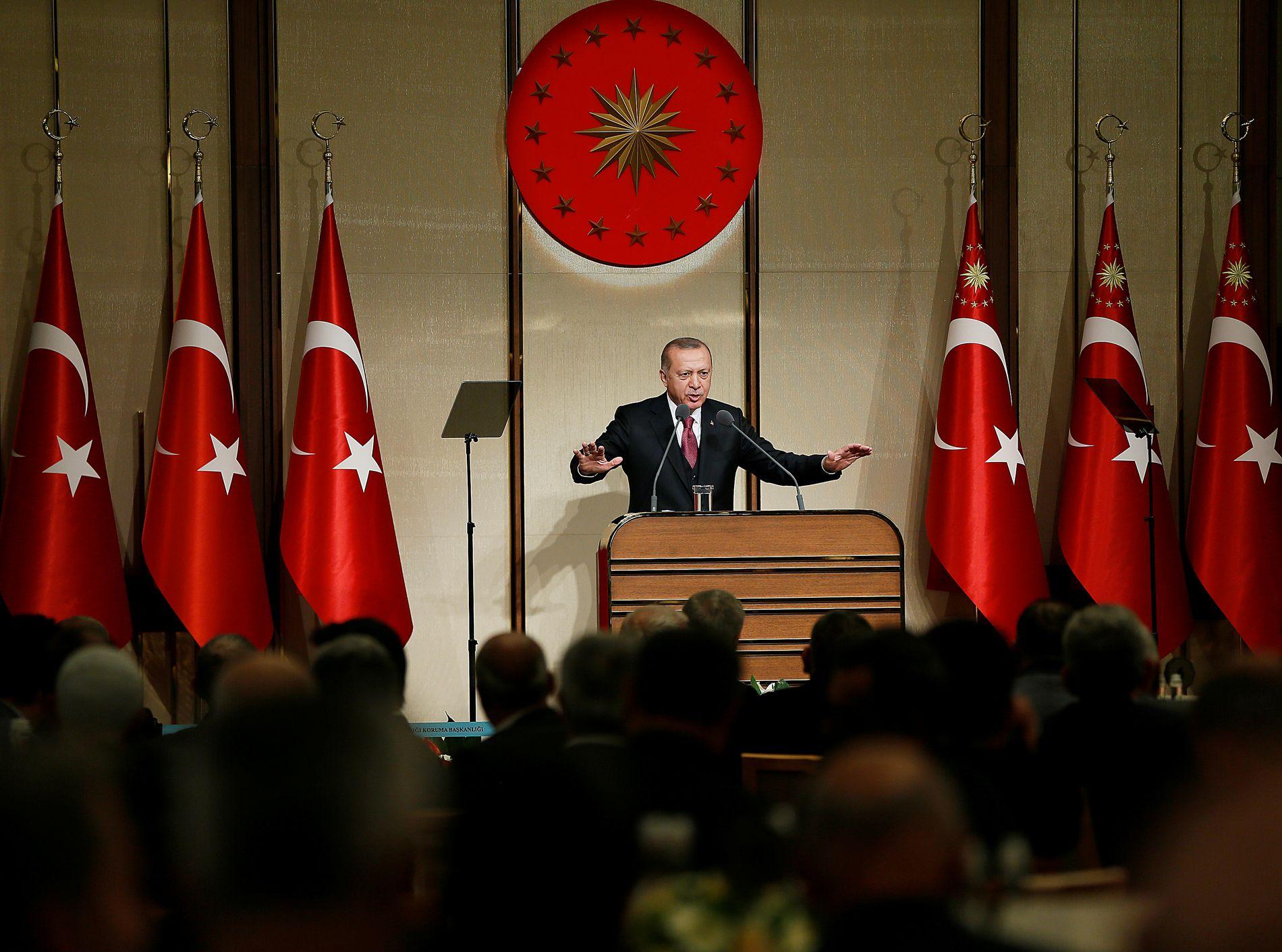 685941fa Erdogan angriper «den ungarske jøden, George Soros»