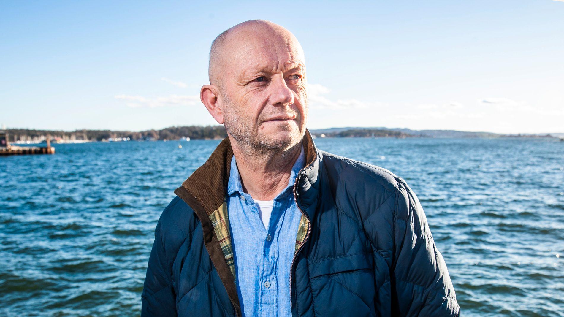 JAZZ-GASS: Stein Lier-Hansen er i Molde denne uken, blant annen for å delta på en jazz-gass rundebordskonferanse om industri og miljø, med blant andre statsminister Erna Solberg.