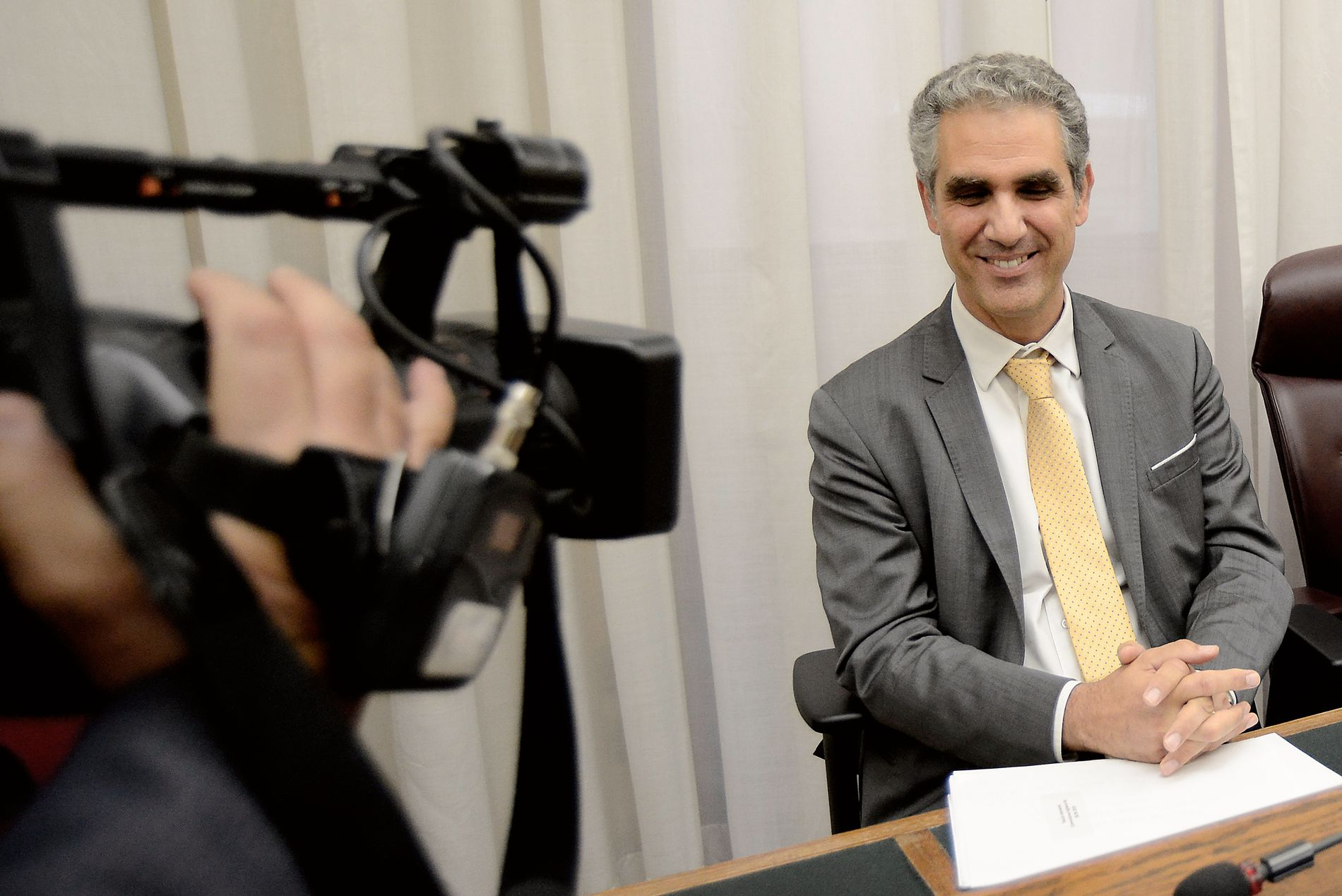 EKTE: Marcello Foa, ny sjef for RAI