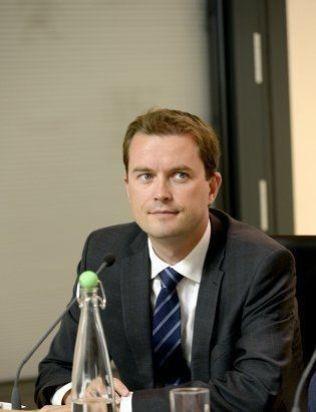 STATSSEKRETÆR: Bård Glad Pedersen.