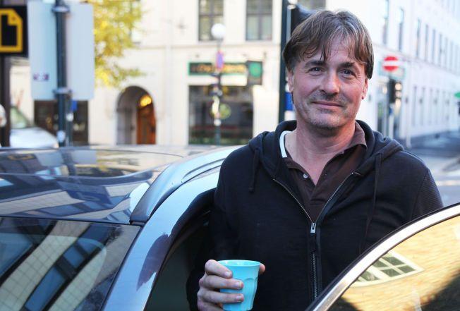 PUBDRIVER: Olaf Loly, daglig leder og innehaver av Dubliner pub i Oslo, håper en positiv effekt av et bilfritt sentrum kan være at det blir rom for mer uteservering.