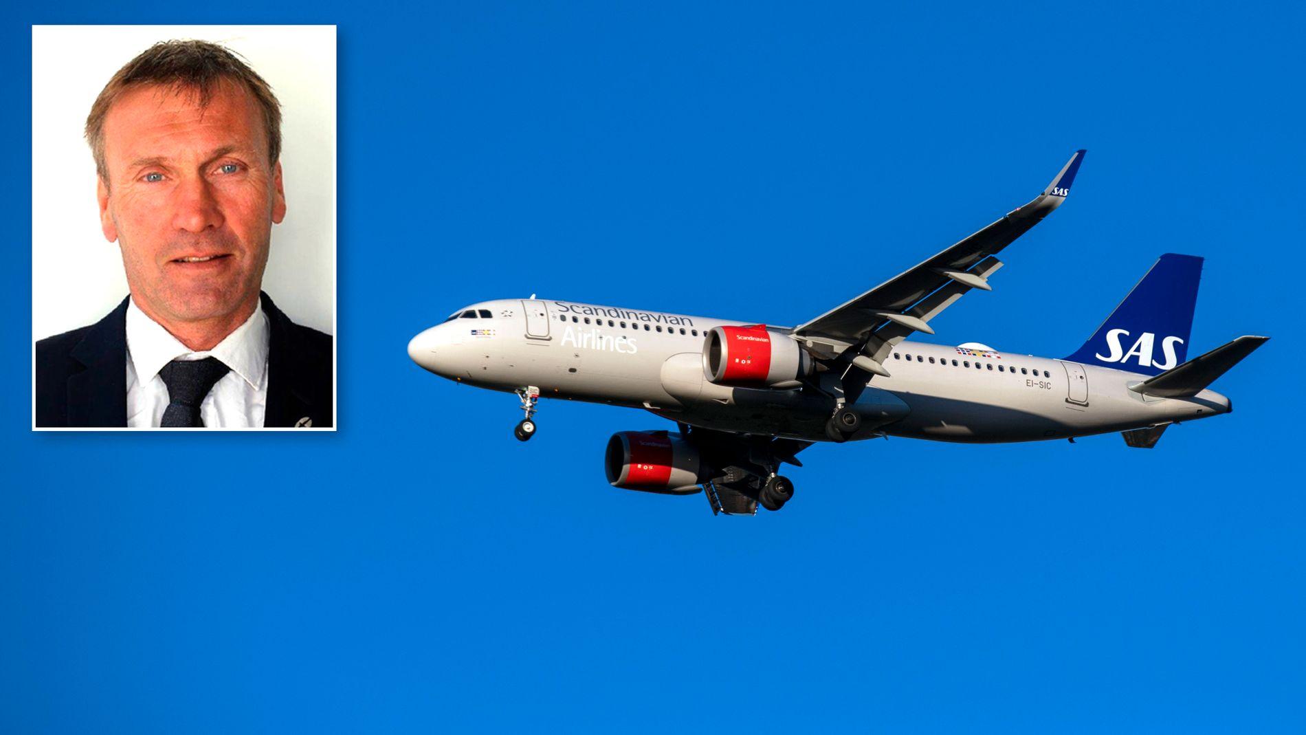 SER MOT 2020: Neste år er det Kabinforeningens tur til å forhandle om lønn og øvrige arbeidsvilkår. Foreningsleder Pål Røine er klar på at de vil ønske forbedring på linje med pilotene.