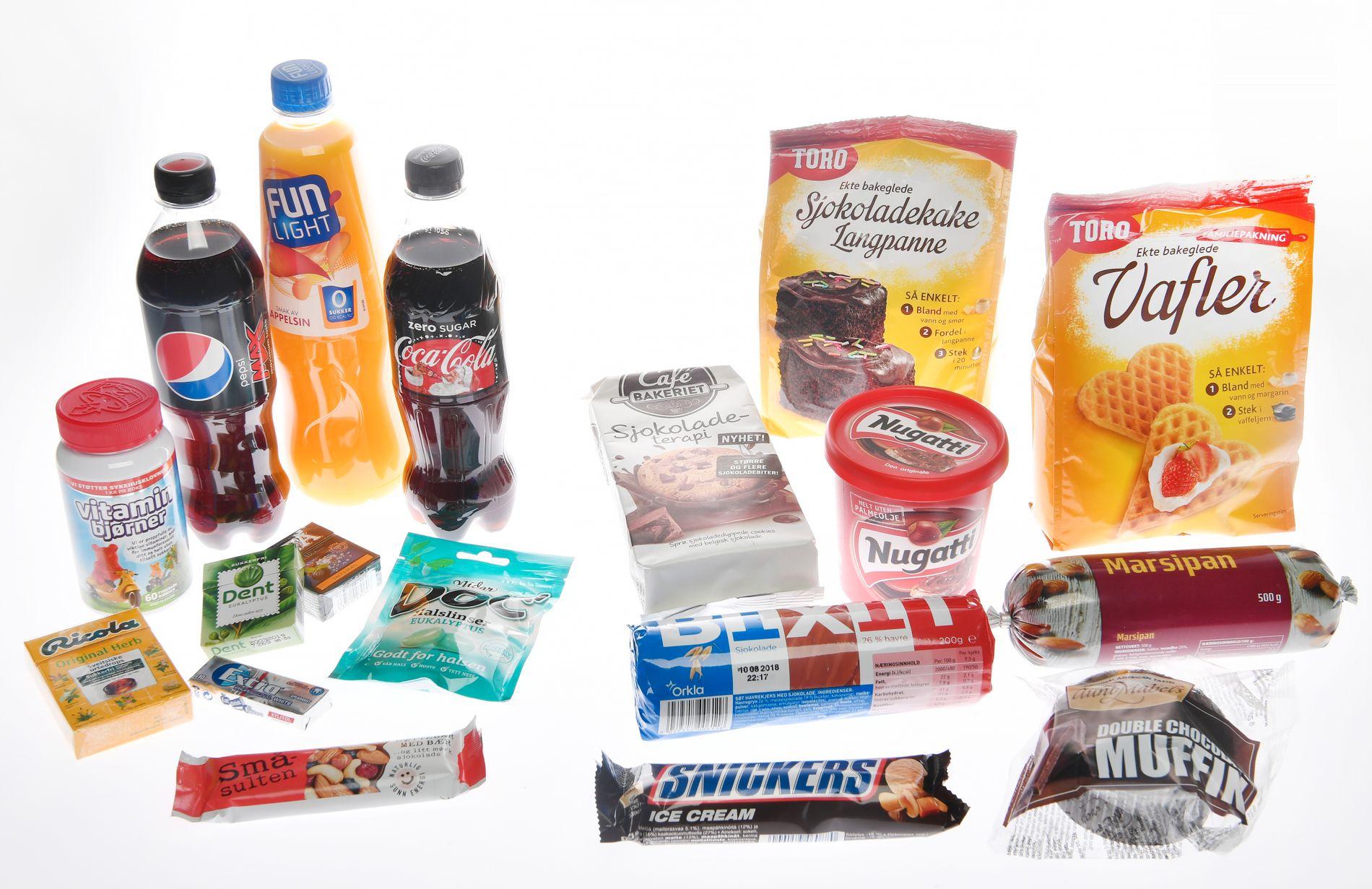 SIDEEFFEKT: – Det er uheldig om innføringen av sukkeravgiften fører til an avsporing av bransjens arbeid med å redusere sukkerinnholdet i sine produkter.