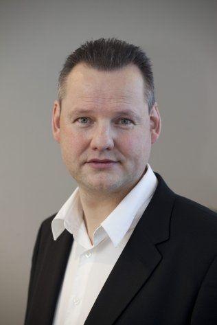 DATASIKKERHETSEKSPERT: Seniorrådgiver i NORSIS, Vidar Sandland. Foto:Geir Olsen