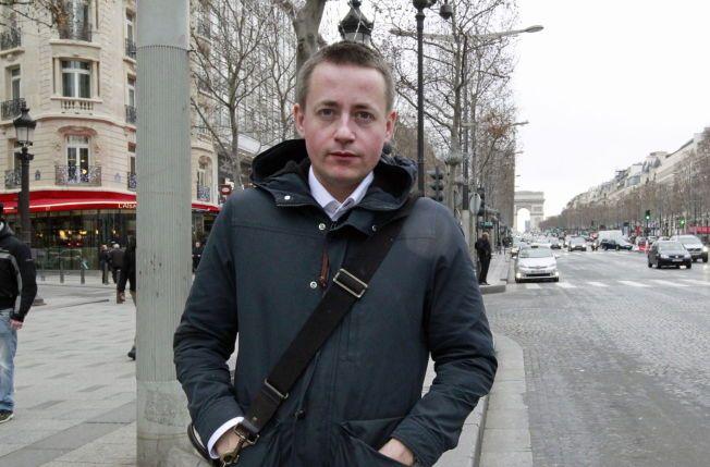FORSKER: Thomas Hegghammer, her avbildet i Paris.