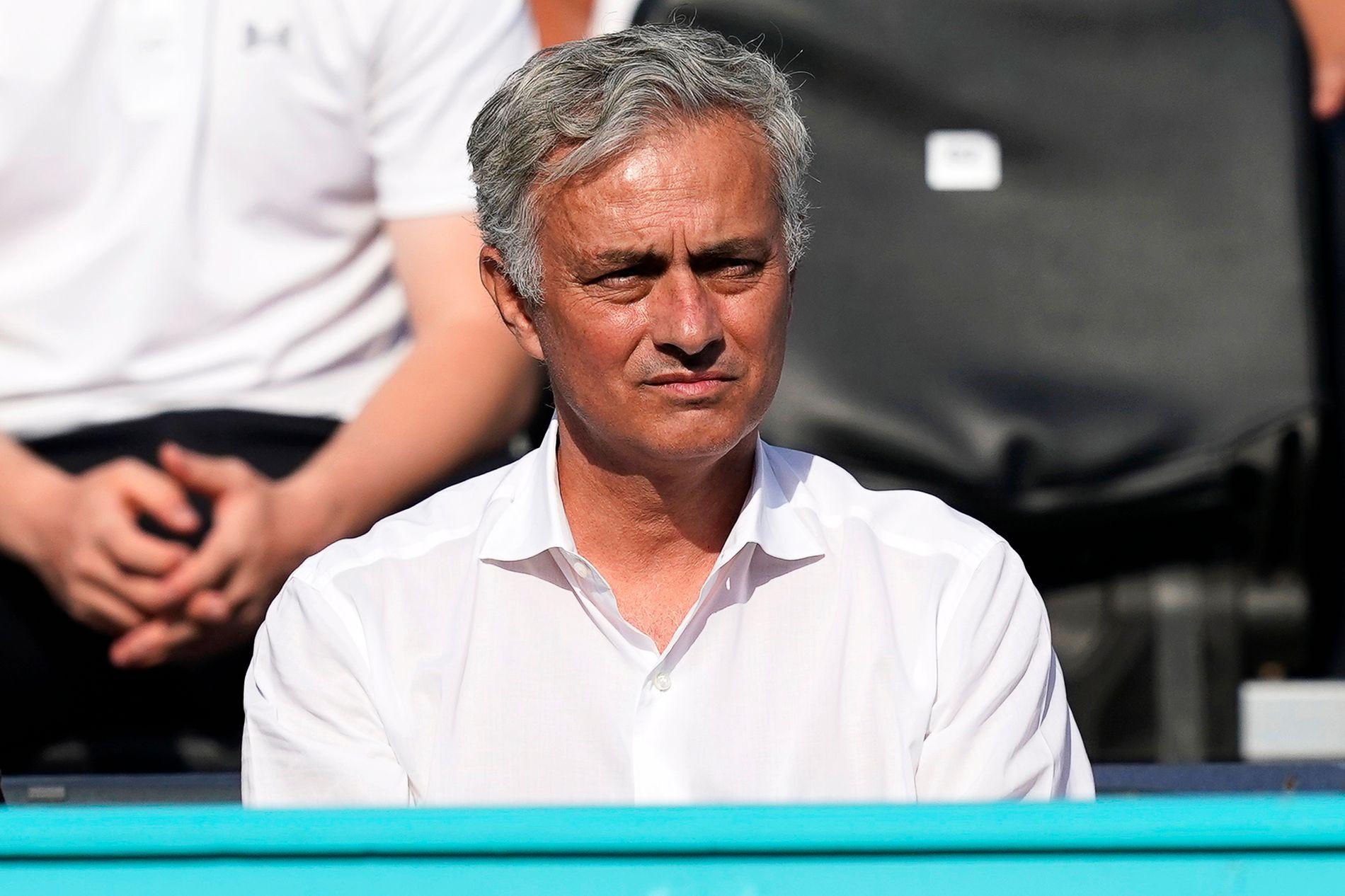 EKSPERT: José Mourinho har gått inn i rollen som ekspert for Sky Sports.