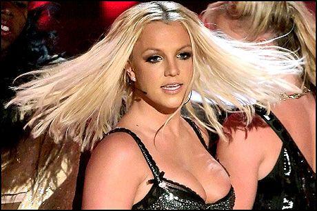 TIL SYKEHUS: Britney Spears' sønn Jayden James ble fraktet til sykehus i all hast søndag ettermiddag. Foto: AFP