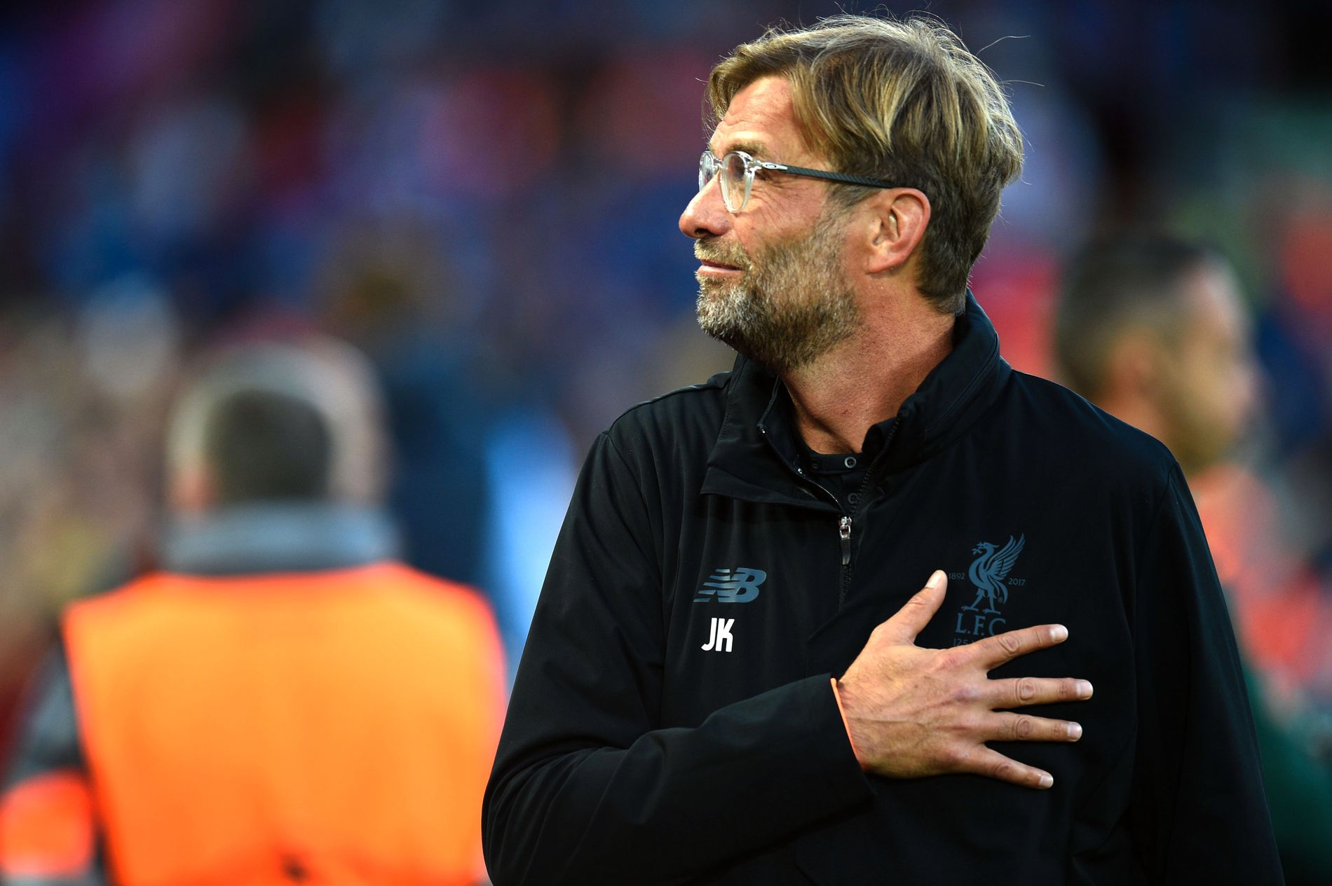 KLAR FOR CL: Jürgen Klopp og Liverpool er klare for gruppespillet i Champions League etter å ha slått ut Hoffenheim i play off.