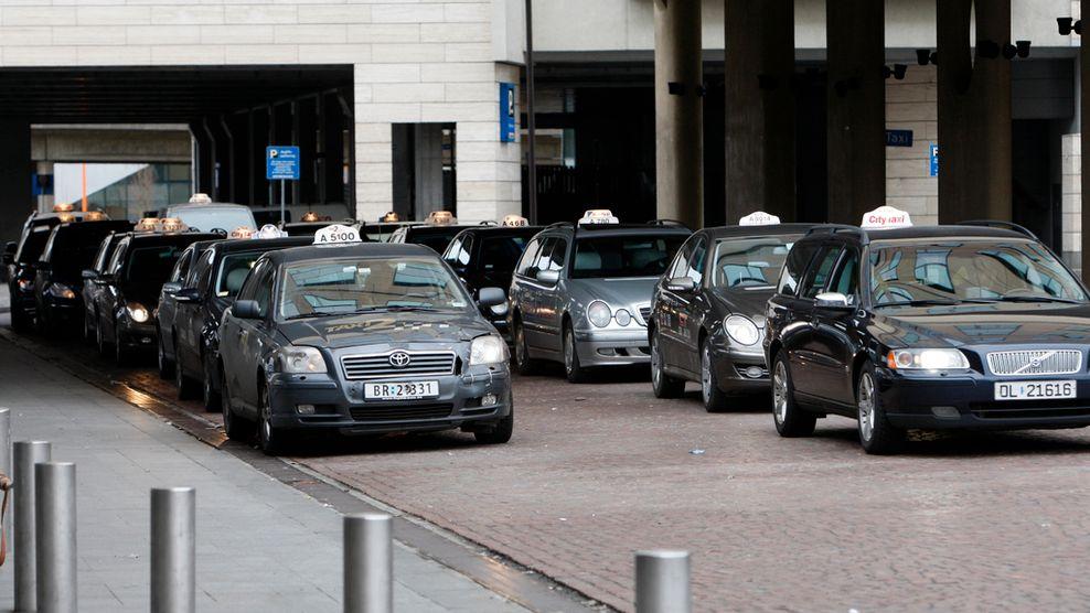 NYE REGLER: Haxi-dommen kan påvirke nytt lovverk for yrkestransport, som utformes nå.