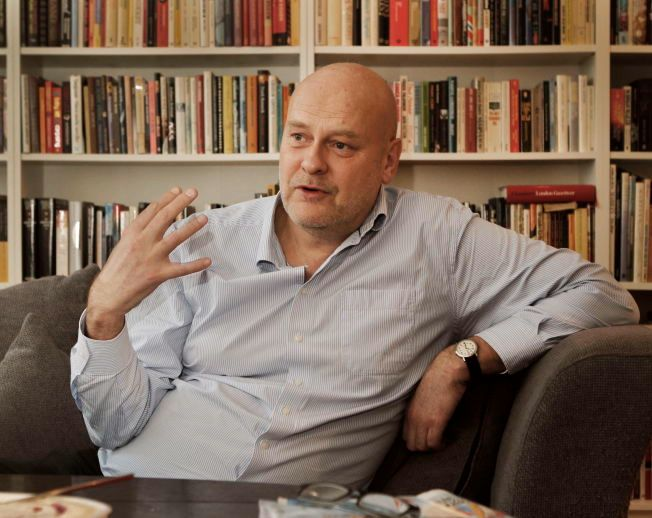 SKUFFET: Jostein Pedersen mener NRK må ta hoveddelen av skylden for manglende MGP-profilering. FOTO: NILS BJÅLAND/VG