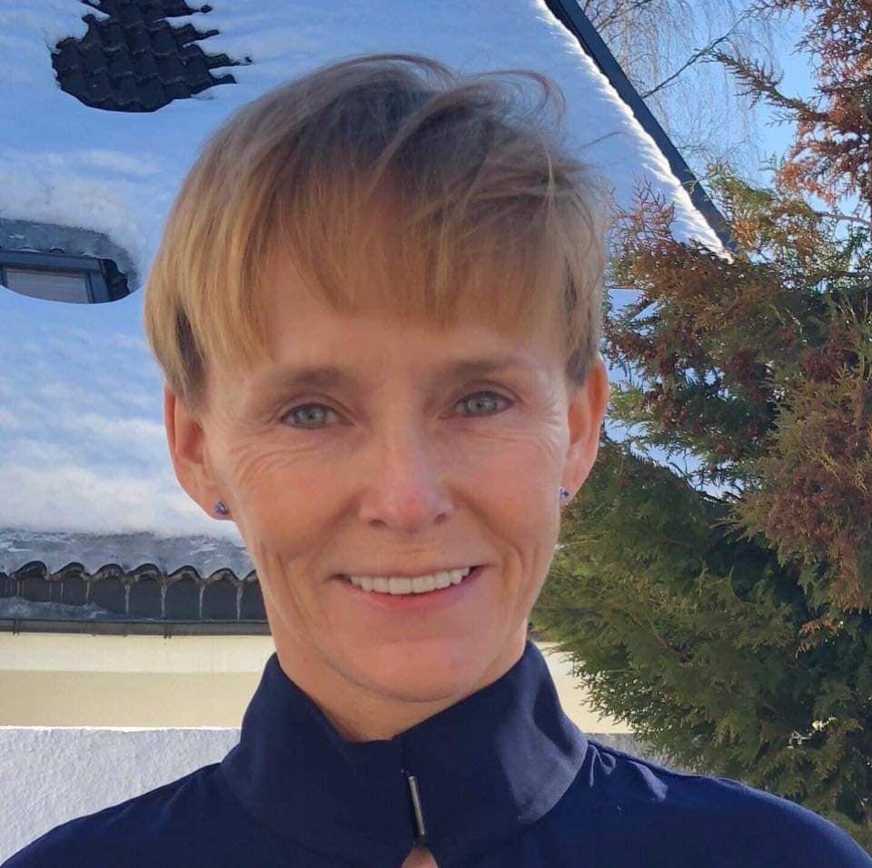 SIKTET: Laila Bertheussen, justisminister Tor Mikkel Waras samboer.