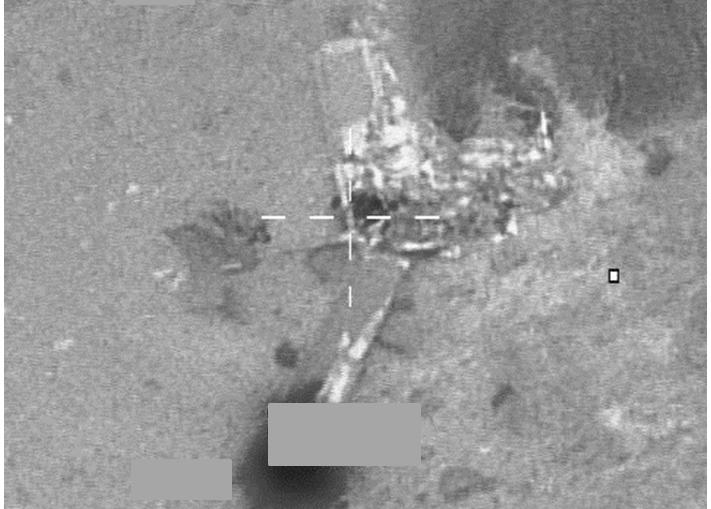 STYRTET: Mikroflyet som var savnet ble funnet like før klokken 01.00 natt til onsdag. To personer omkom i ulykken. Bildet er tatt av Forsvaret.