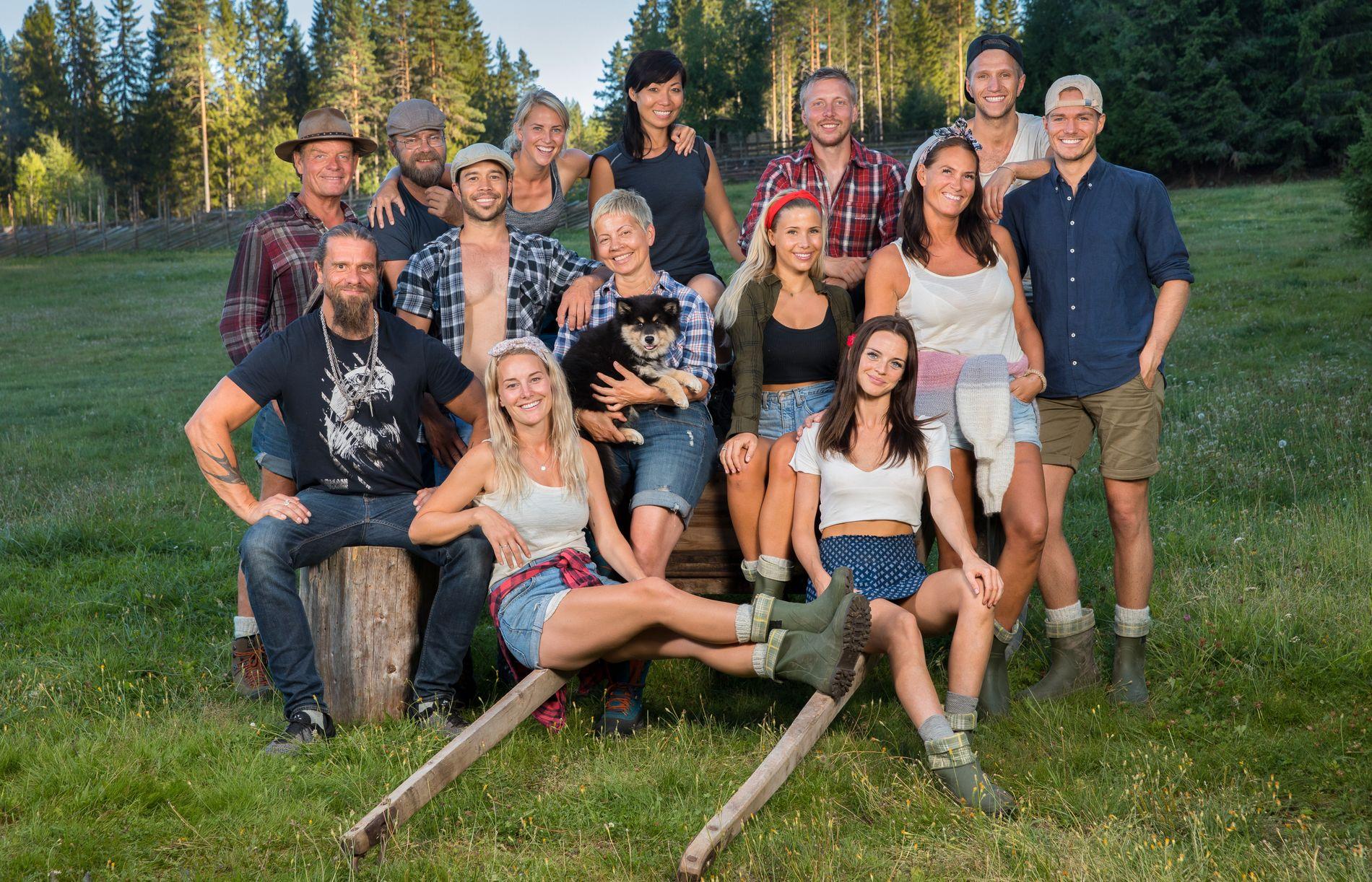 DRAMA I KULISSENE: En av finalistene i høstens «Farmen» mener at juks har avgjort finalen av realityprogrammet.