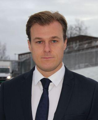 BREIVIKS FORSVARER: Advokat Tord Jordet.