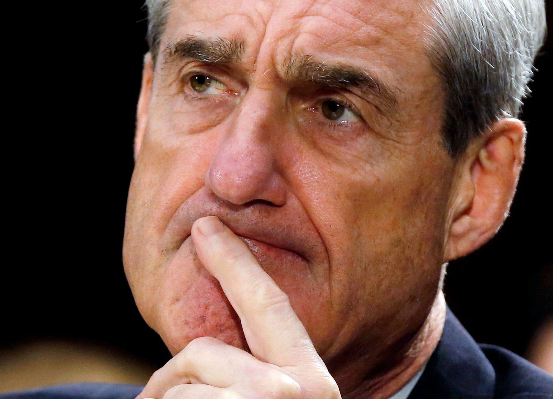 GRANSKER: Robert Mueller leder etterforskningen av en mulig russisk innblanding i det amerikanske presidentvalget, der Trump kom seirende ut.