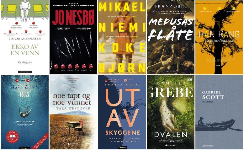 BOKJAKT? Ute etter en god bok til ferien? Her er VGs bokanmeldere og bokjournalist tips!