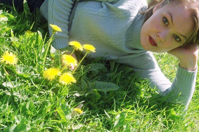 ORIGINALEN: Anja Garbarek, her avbildet i 2001. Foto: ANNE NÆSS