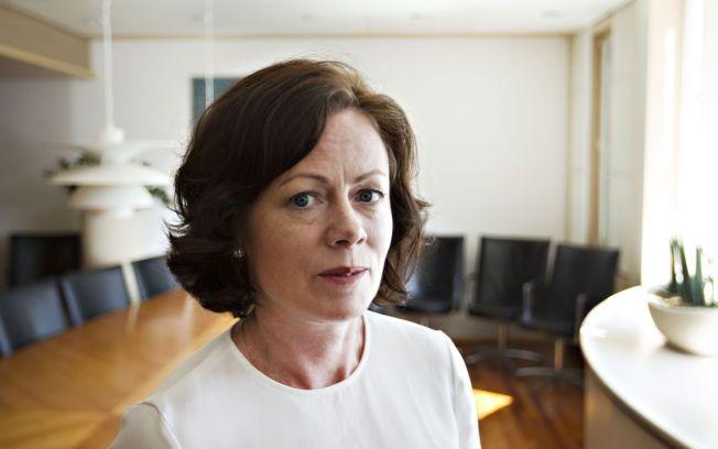 VET IKKE: Barneminister Solveig Horne kan ikke svare på om behandlingstilbudet til barn og unge med seksuelt skadelig atferd er godt nok.