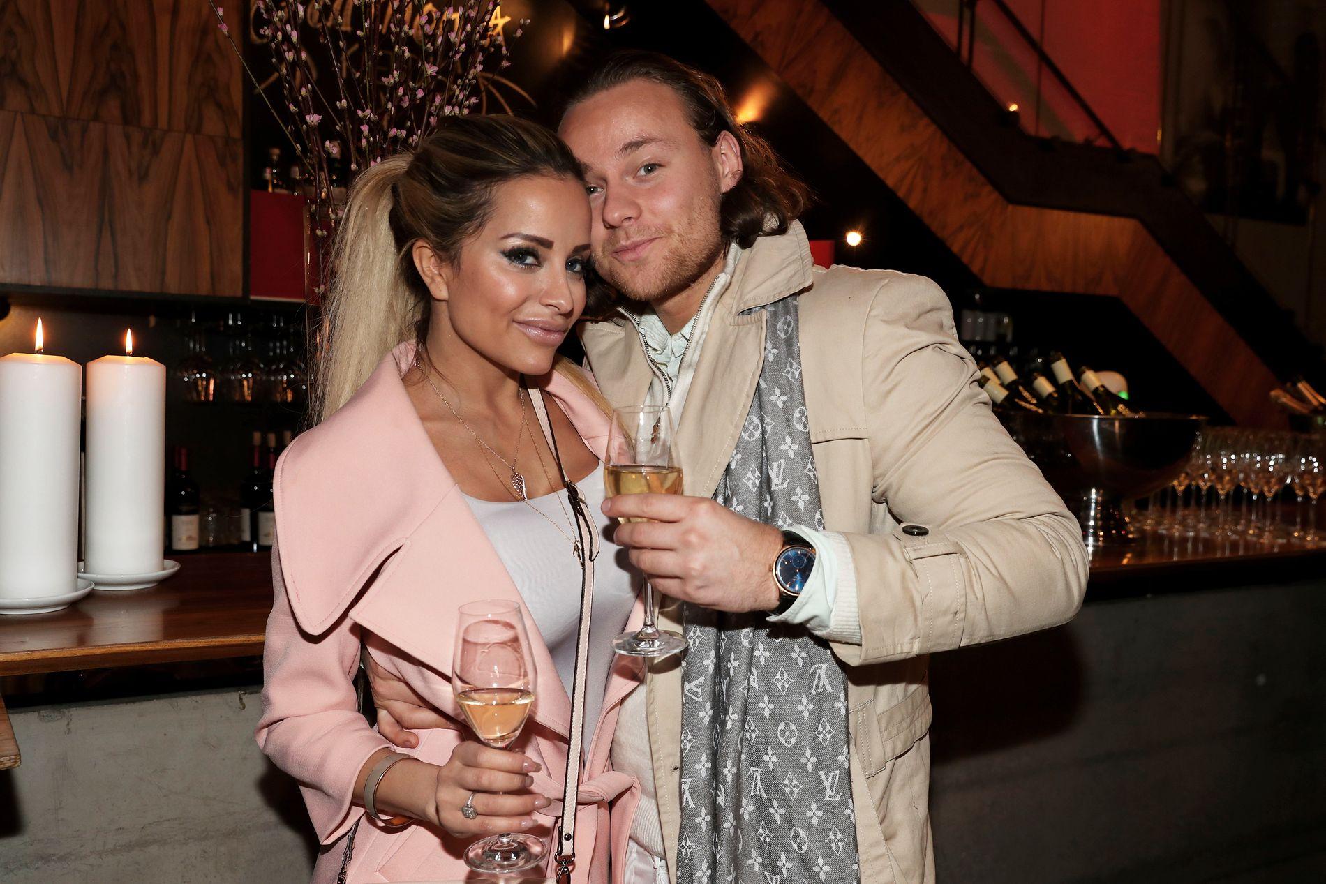 Linni Meister (31) har vært sammen med kjæresten Niklas Tangen Klein (20) siden 2016.