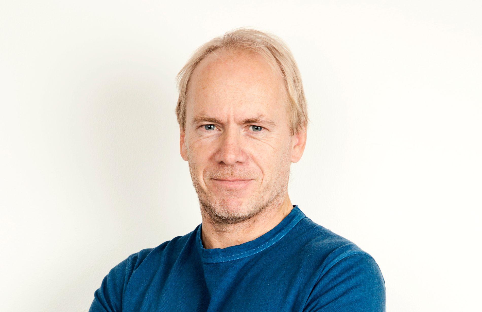 Trond Johannessen, journalist, internasjonal fotball.