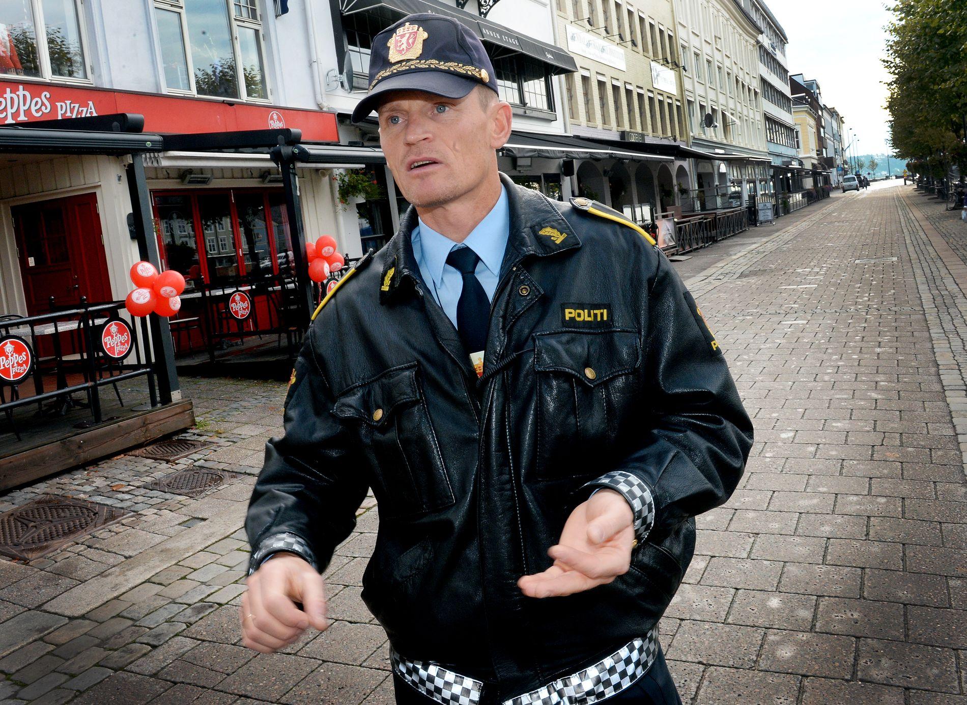 VIL MØTES: Foreldrenettverk er uvurderlig for å kunne støtte barn og ungdom, mener politileder Torbjørn Trommestad.