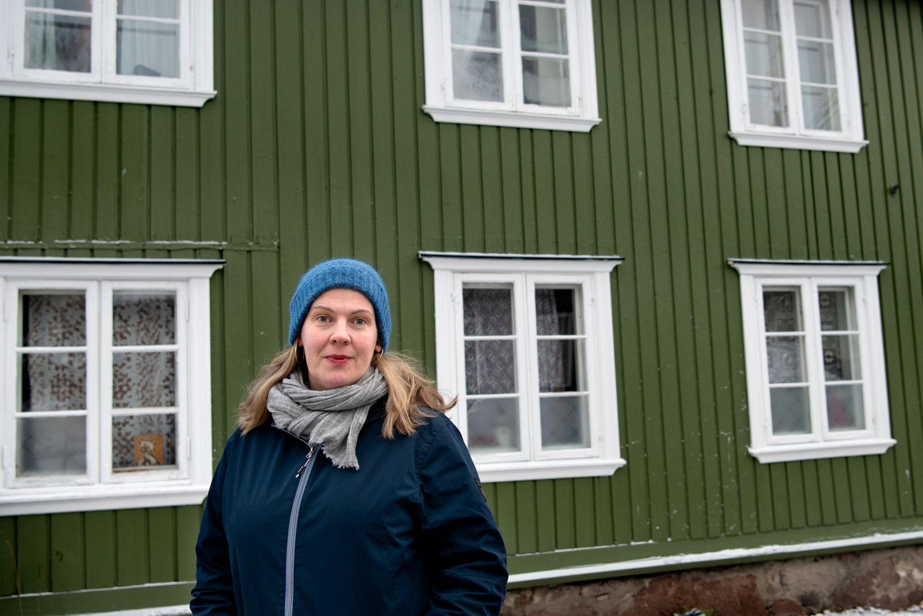 LETTET: Regissør bak stykket «Ways of Seeing» ved Black Box Teater i Oslo, Pia Maria Roll, håper saken får etterspill.