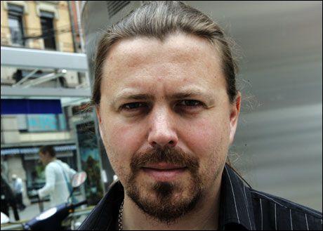 FORBANNET: Tidligere styrkeløfter og nåværende forfatter Bjørn Andreas Bull-Hansen går hardt ut mot TV 2 og Strong Man-miljøet. Foto: Scanpix