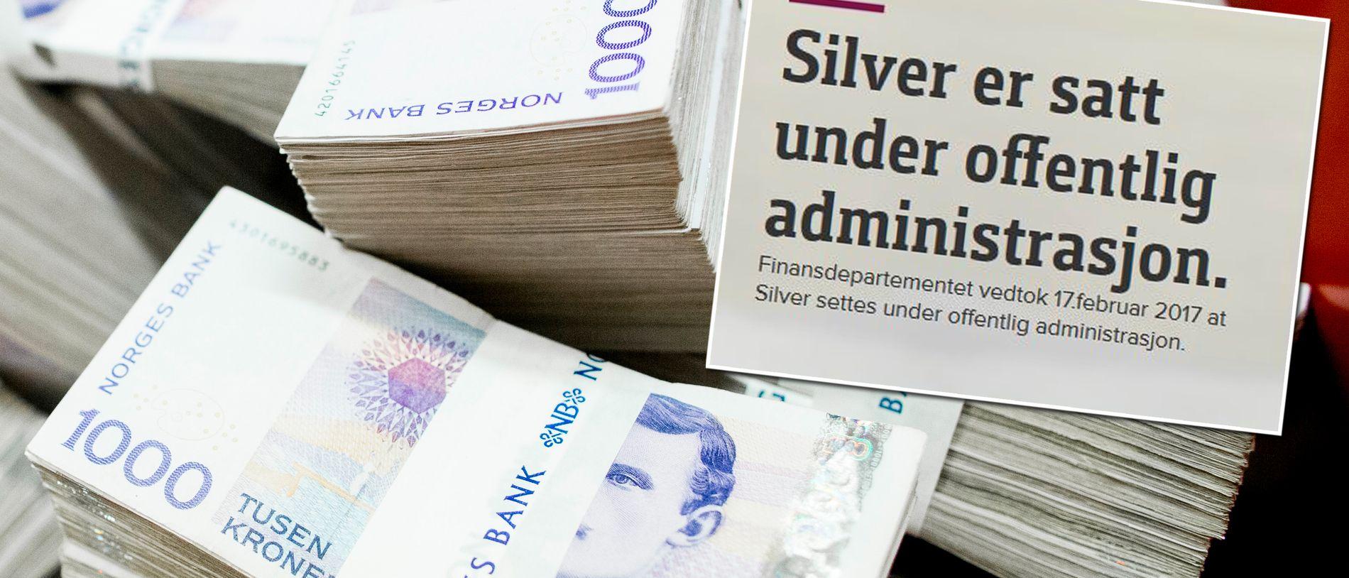Silver sto på konkursens rand: Ledende ansatte fikk bonus
