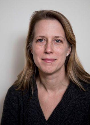 NETTVETT: Kaja Hegg i Redd Barna.