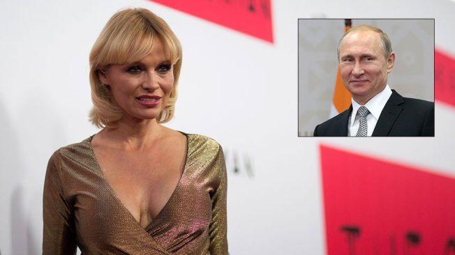 PARTNERE? Kan brevet fra Pamela Anderson til Vladimir Putin føre til et utradisjonelt samarbeid?